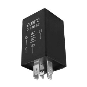 074062 | Durite 12V Programmed Delay Off Timer Relay  4 Hour