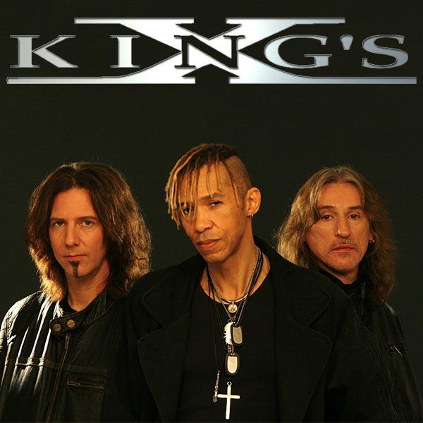 Kings X Featuring UFO Guitarist Vinnie Moore at Arcada
