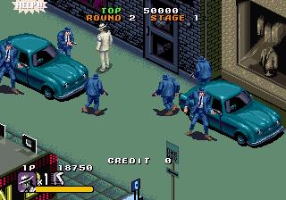 Michael Jacksons Moonwalker Videogame By Sega
