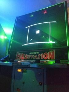Allied Hesitation