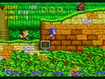 Sonic-2-Mega-Drive-1