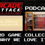 Arcade Attack Podcast – December (2 of 4) 2017