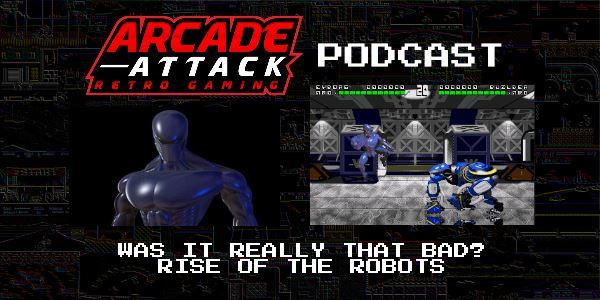 Arcade Attack Podcast – September (3 of 4) 2018 - Arcade Attack