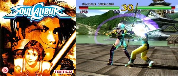 Soulcalibur (Dreamcast Review) - Arcade Attack