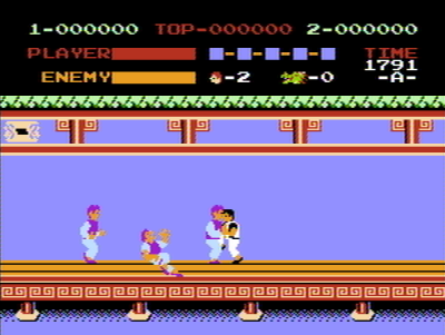 Kung Fu (NES Review) - Arcade Attack