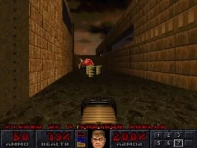 Final DOOM (PS1 Review) - Arcade Attack