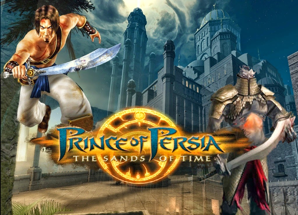 Image result for prince of persia the sands of time