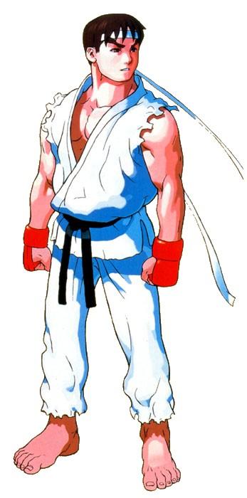 Marvel Vs Capcom 1 Ryu