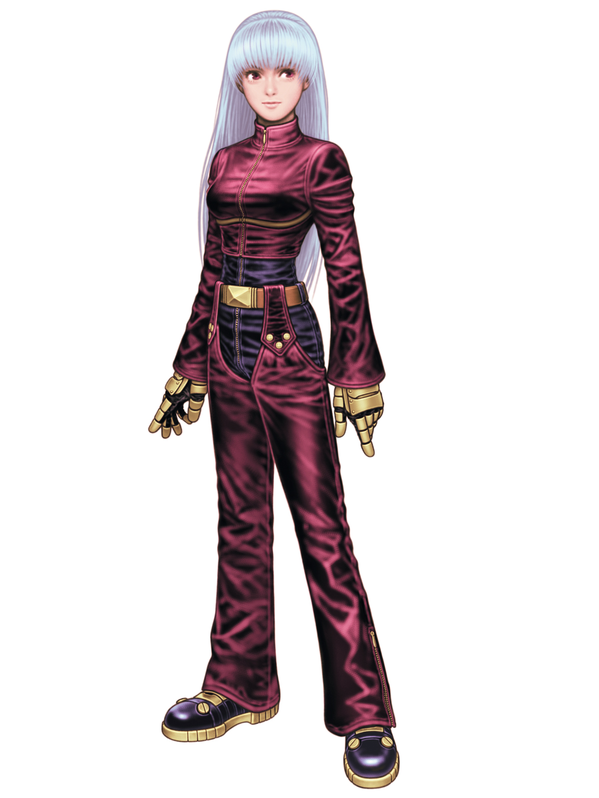 The King Of Fighters 2000 Boss Characters Kula Amp Zero