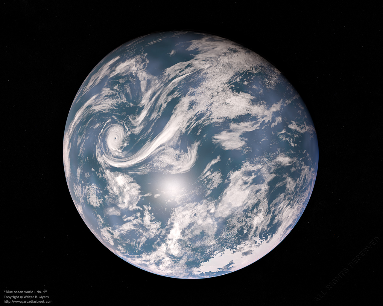 Exoplanets Gallery
