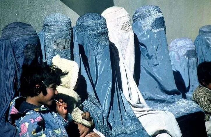 Donne-afghane