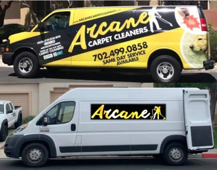 Arcane Carpet Cleaners