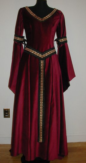 Arcane Lore The Rohan Accolade Gown