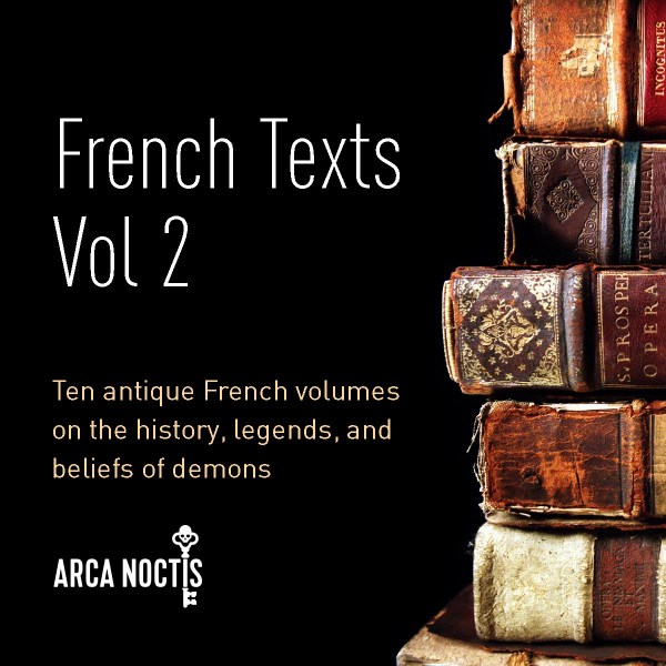 French Texts Vol 2