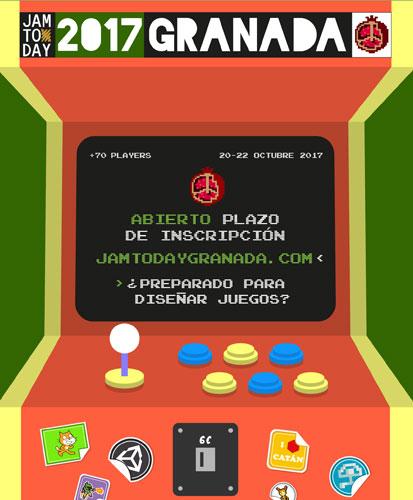 Jamtoday Granada 20,21 y 22 de octubre