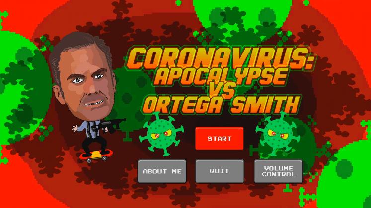 CoronaVirus apocalypse vs ortega smith