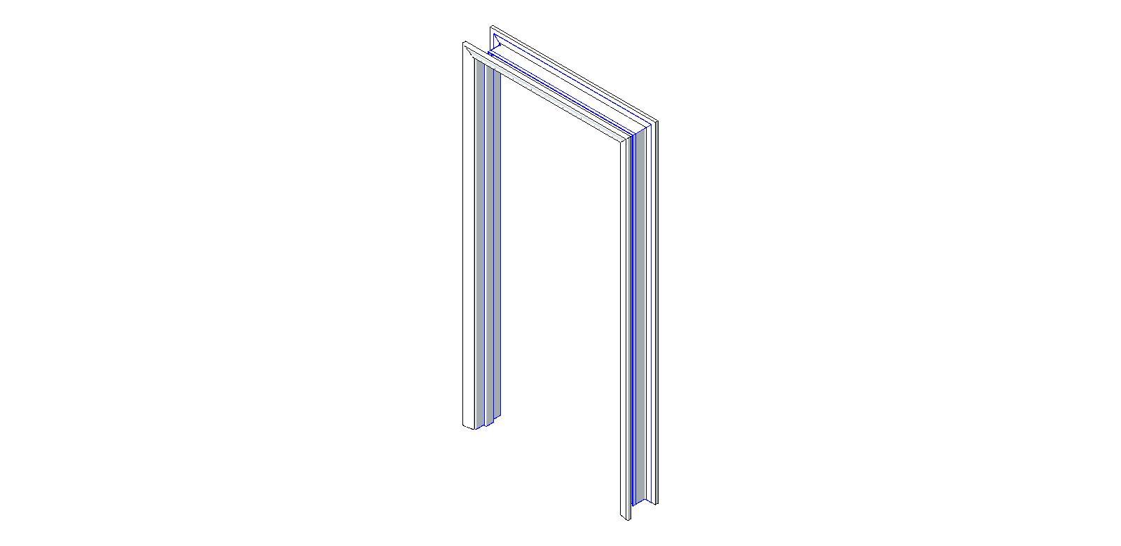 Dunbarton Corporation Metal Doors And Frames Bim Objects