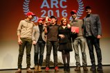 ARC 2016 gala love of lesbian catarres sopa de cabra animal lluis llach