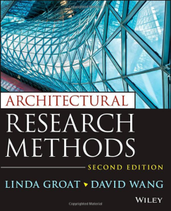 architectural research methods cover