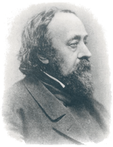 Richard Upjohn (1802 – 1878) Founding member and first AIA president
