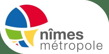 Logo partenaire Nîmes Métropole
