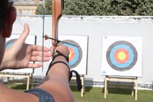 Initiation au tir à l'arc pour débutants