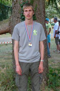 le médaillé