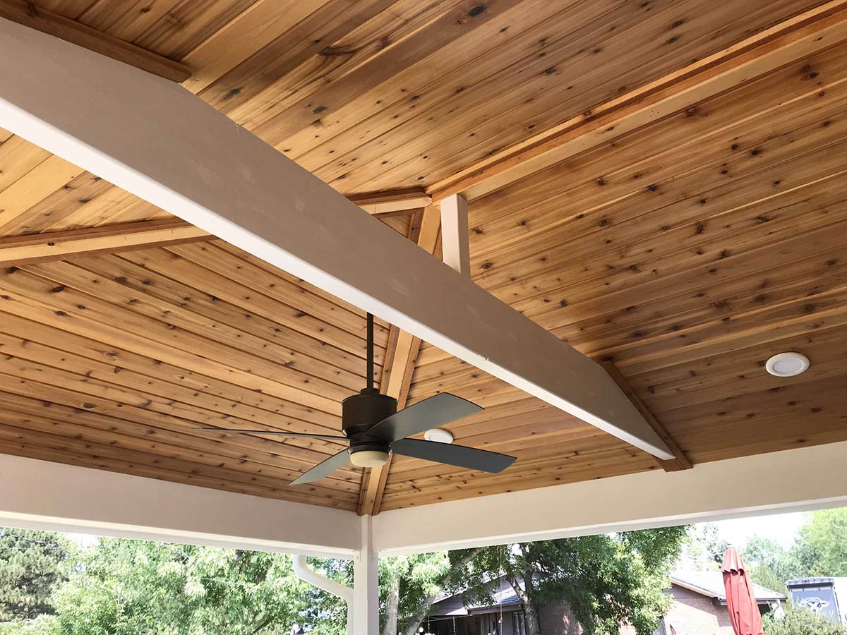 denver area covered patio roofed deck