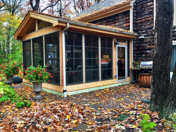 porches deck installation