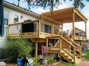 chicagoland deck builder deck designer