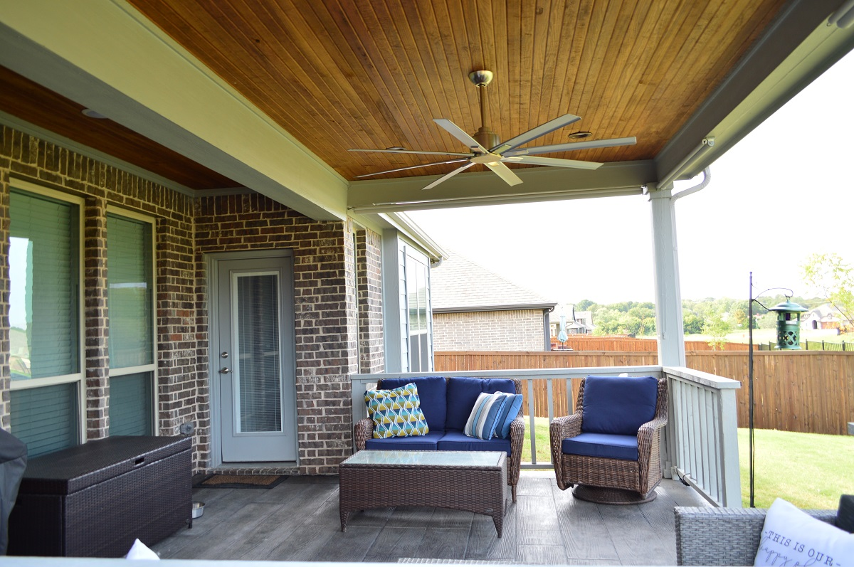archadeck for the perfect covered patio
