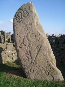 pictish arts society in text