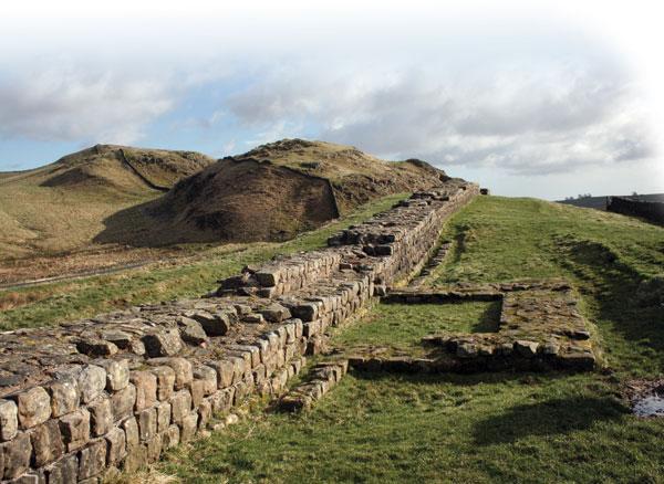 hadrians wall boundaries in dating