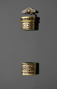 Gold Hoard Images created by BM&AG