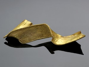 The filigree work included in the Staffordshire Hoard is among the finest yet found in England, rivalling examples from Sutton Hoo.
