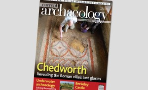 Current Archaeology 305 - now on sale!
