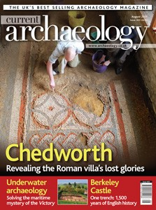 Current Archaeology 305 - out now!