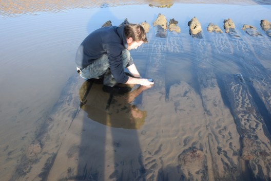 Citizan creating digital 3d models of shipwrecks in Cumbria [Photo Credit: Citizan]