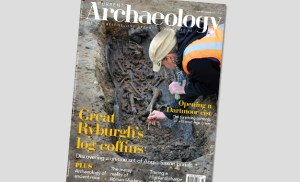 Current Archaeology 322