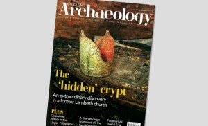Current Archaeology 330