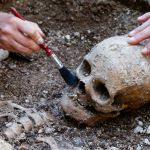 Brighton's Royal Pavilion Estate renovations reveal Quaker burial site