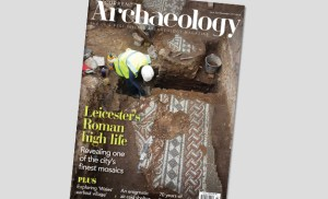 Current Archaeology 332 - now on sale