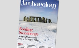 Current Archaeology 334