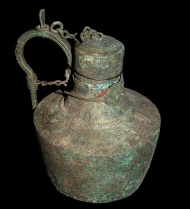 Prittlewell flagon