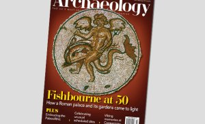 Current Archaeology 340