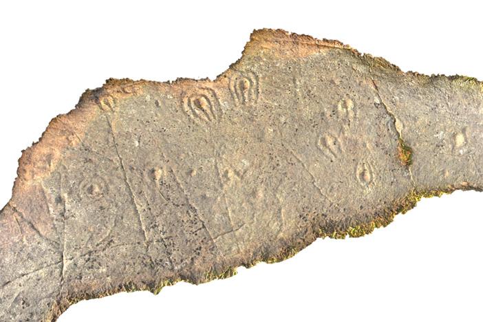 Carved in stone: recording Scotland's prehistoric rock art