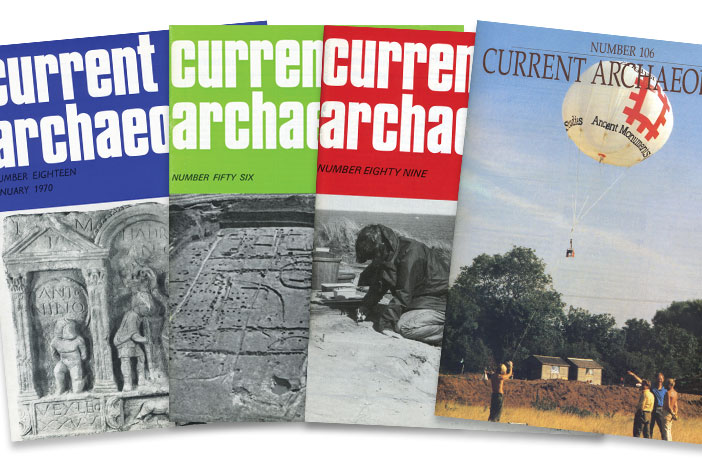 Excavating the CA archive: cover photos from the first 100 issues
