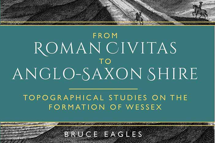 Review - From Roman Civitas to Anglo-Saxon Shire