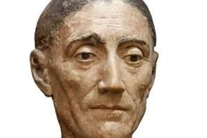 Henry-VII-funeral-effigy-head,1509