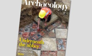 Current Archaeology 348 – now on sale